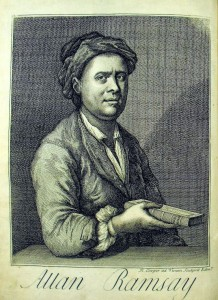 Portrait of Allan Ramsay