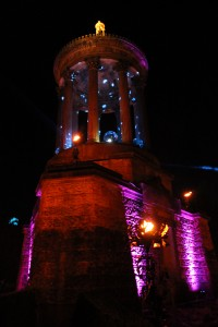 The Burns Monument in Alloway as you've never seen it!