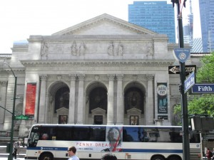 NYPL front